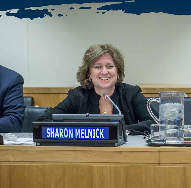 Dr Sharon Melnick